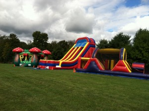 Backyard Bouncers Rentals Grand Rapids Michigan