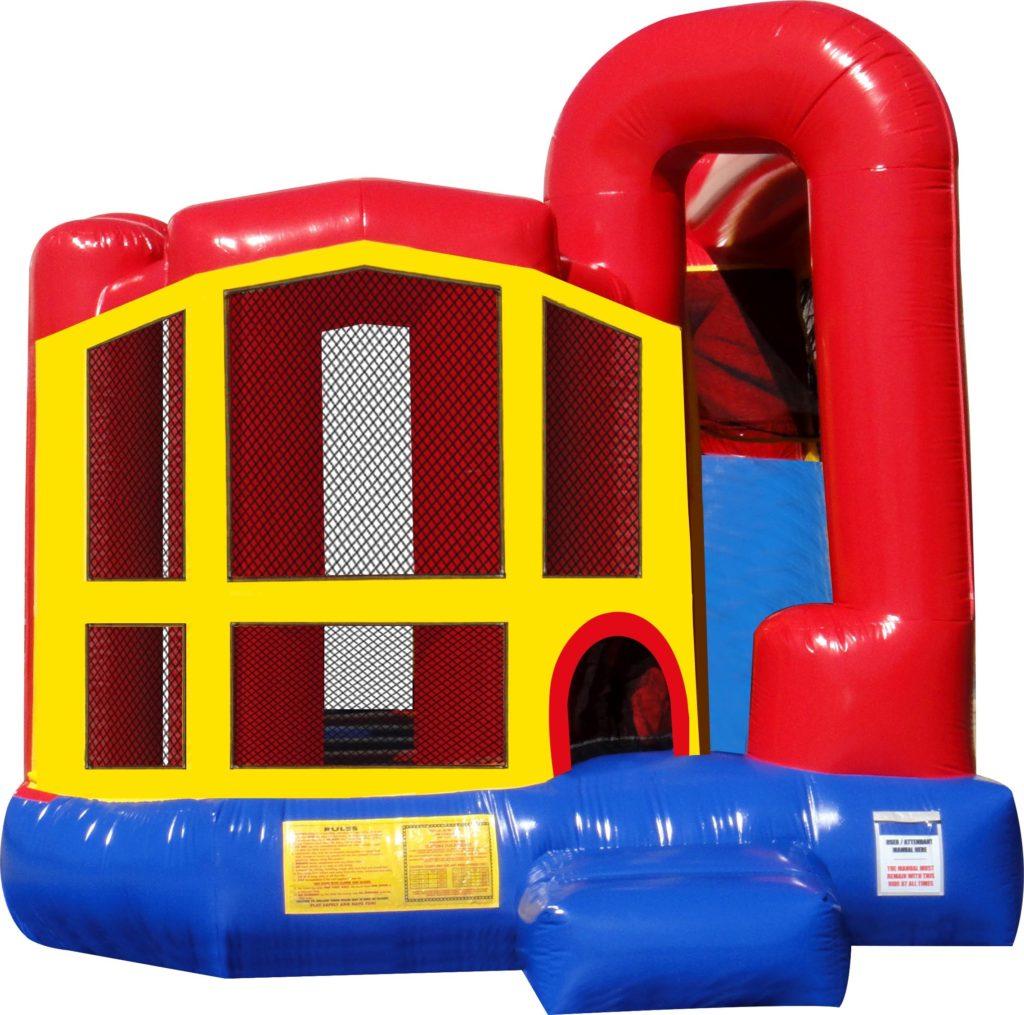 Jump-n-Slide Combo Bounce House Grand Rapids